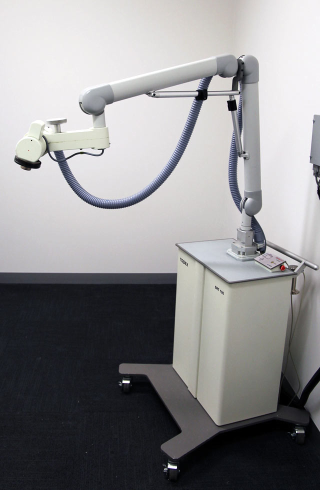 Skin Cancer Treatment - xray therapy